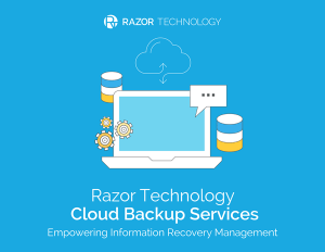 Cloud Backup Services from Razor Technology